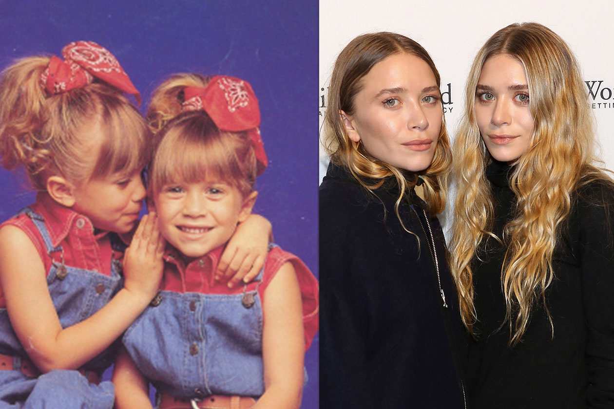 Mary-Kate-e-Ashley-Olsen
